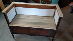 Dresser Bench During